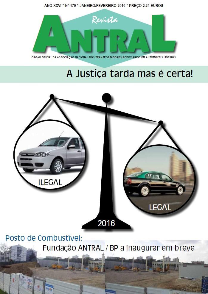 Revista Antral 170