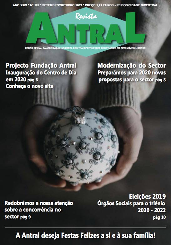 Revista 192 Setembro/Outubro 2019