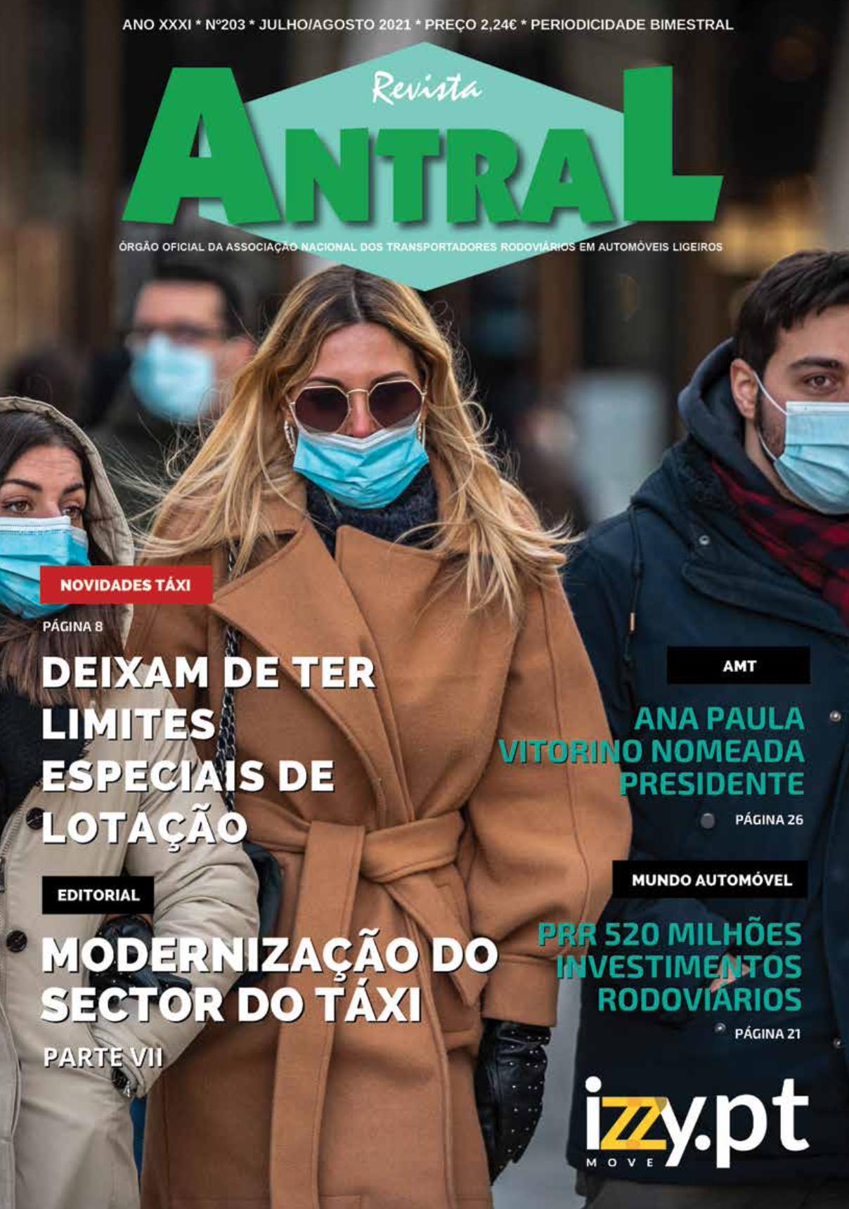 Revista 203 Julho/Agosto 2021