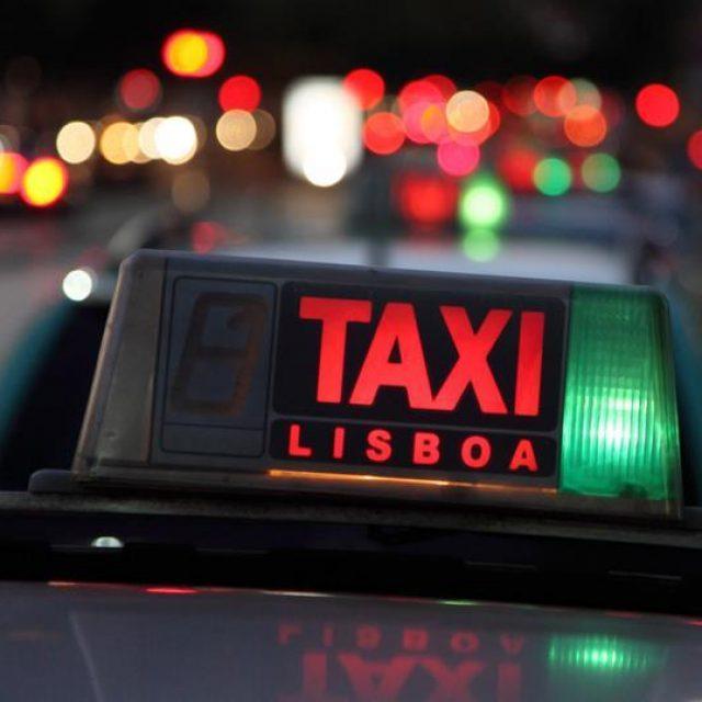 Taxistas de Lisboa vão receber apoio de 500€ a fundo perdido