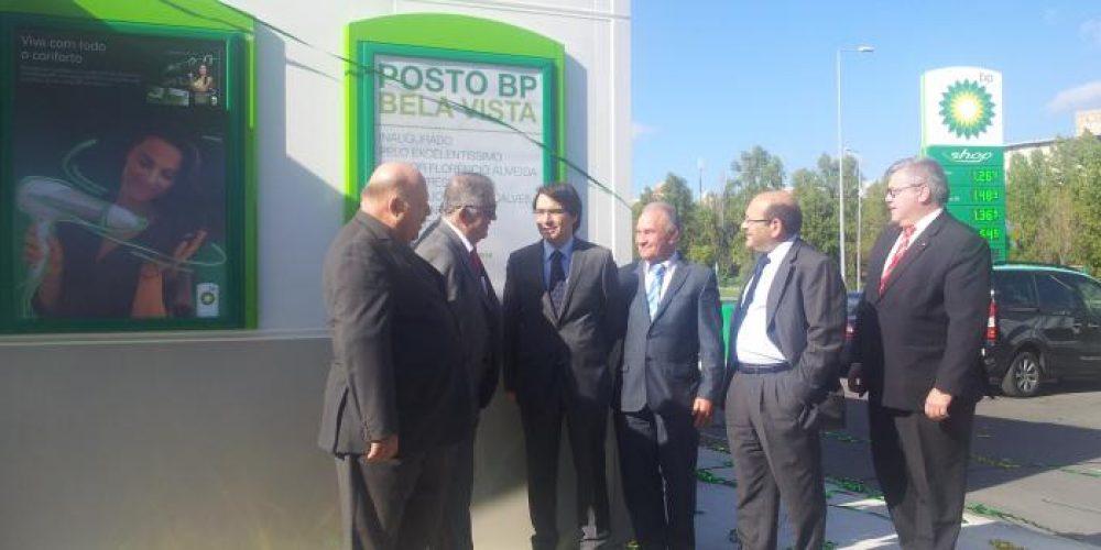 Fundação Antral – Inauguração de Posto de Combustível