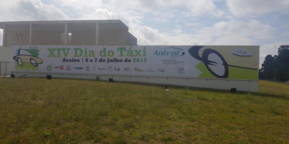 XIV dia do Táxi Aveiro 6 e 07 de Julho de 2019