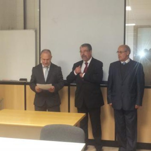 Inauguração das novas instalações da Delegação de Coimbra da ANTRAL