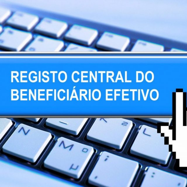 Registo Central do Beneficiário Efectivo