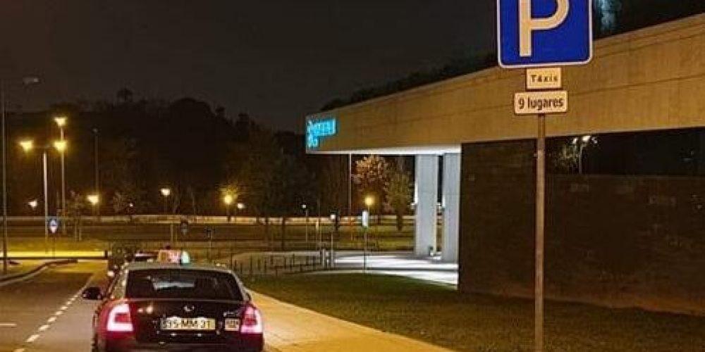 Hospital da Luz Colombo – Nova praça de Táxis