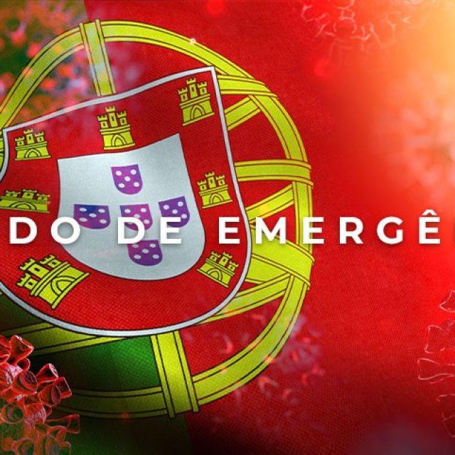 Novo Estado de Emergência mas com horário e novas restrições à circulação