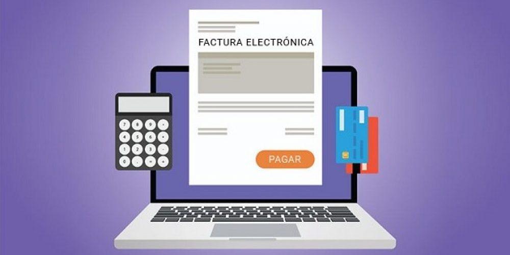 Última Hora: Facturação electrónica