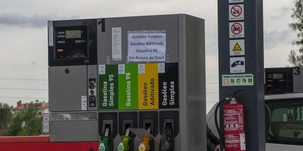 Abastecimento de Combustível
