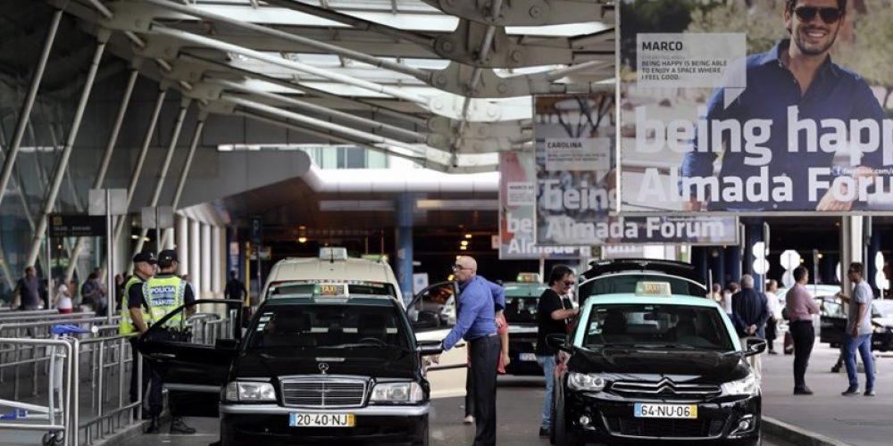 Regras de Funcionamento da Praça de Táxis do Aeroporto de Lisboa