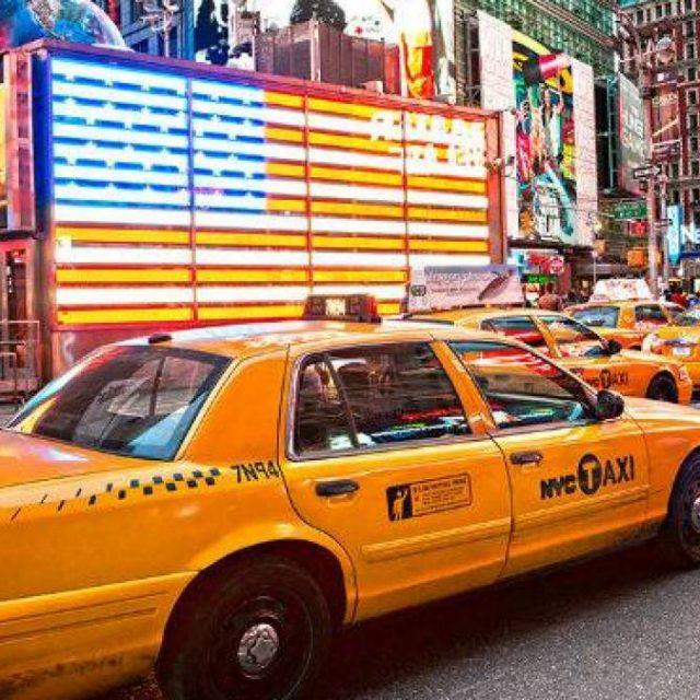 Falência ameaça táxis de Nova Iorque
