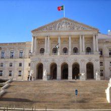 Reunião com os Grupos Parlamentares da Assembleia da República