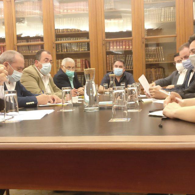 Associações Reunem com Secretário de Estado