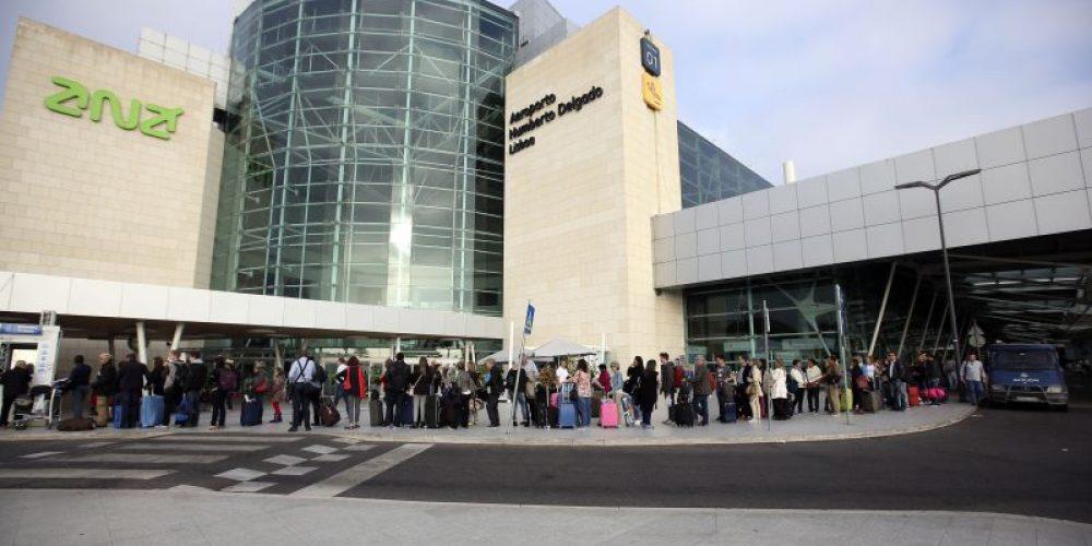 Locais de paragem no Aeroporto de Lisboa destinados a veículos TVDE – ACTUALIZAÇÃO