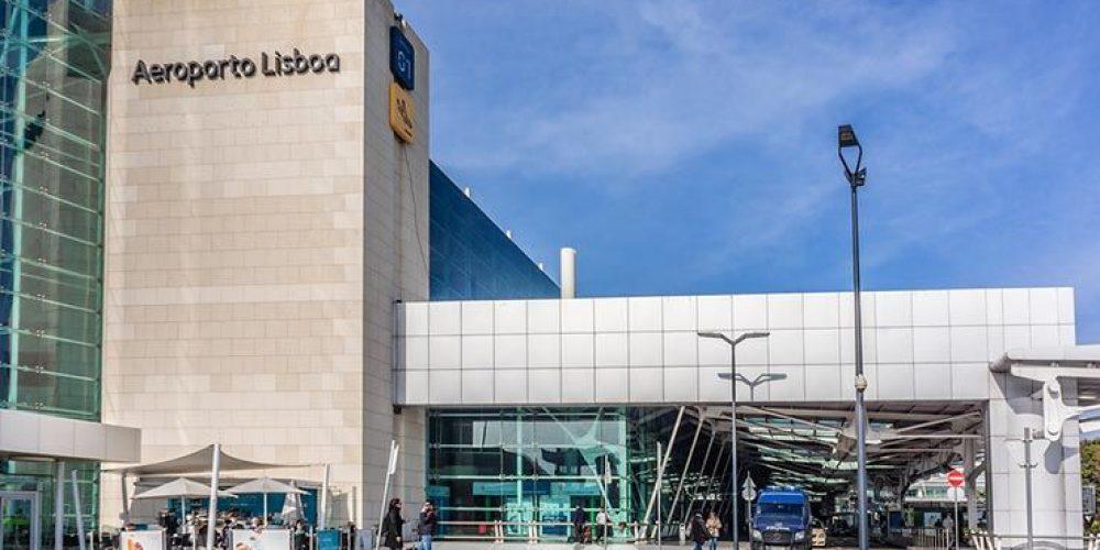 Praça de Táxis do Aeroporto de Lisboa
